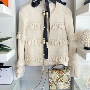 🍸 🍸 Club Monaco Carllye Jacket NWOT